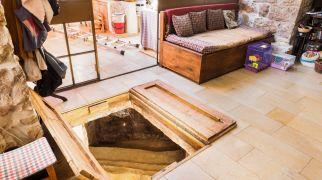חדשות טכנולוגיה, טכנולוגי מדהים: מקווה בן 2000 שנה מתחת לסלון