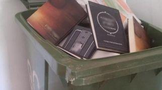 חדשות המגזר, חדשות קורה עכשיו במגזר תלמידיו של הרב מהצפון השליכו את ספריו לפח