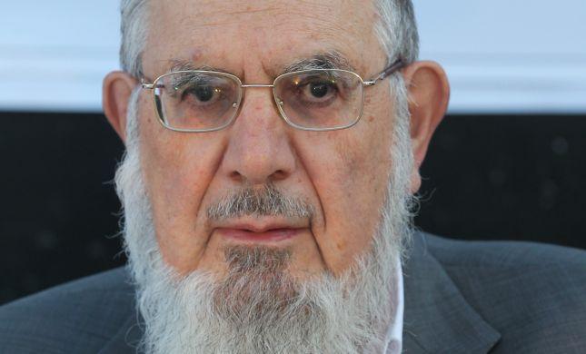 הרב רבינוביץ': אנחנו מחמירים בשלמות העם