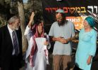 חדשות המגזר, חדשות קורה עכשיו במגזר עצרת תפילה משותפת של יהודים וערבים