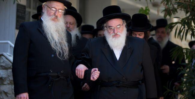 החלטת מועצת גדולי התורה היא תיקון לחטא המרגלים