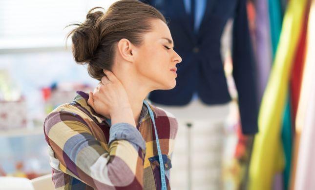 סובלים מכאבי צוואר? אולי תנסו רפואה סינית