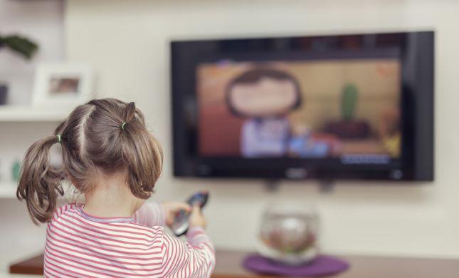 סקר מדאיג: הילדים מבלים מול מסך יותר מדי