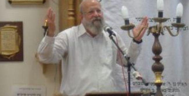 """צפו: """"מסירות נפש אדירה להרבצת תורה בעם ישראל"""""""