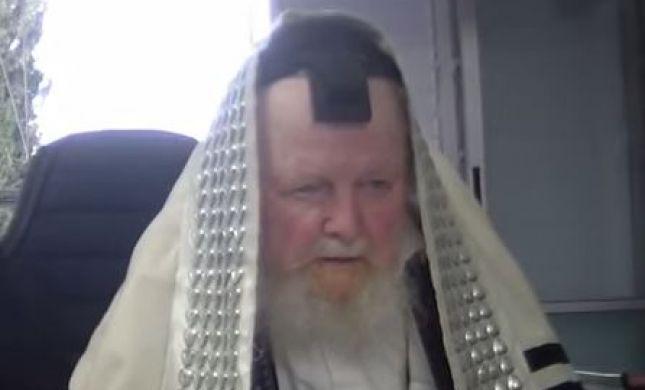 """ברוך דיין האמת: הרב נפתלי וייסבלום זצ""""ל"""