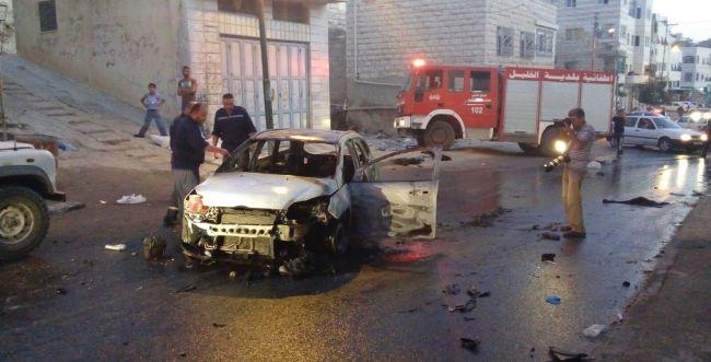 ערבים ניסו לרצוח חמישה חרדים שנקלעו לעיר