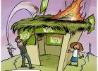 רץ ברשת, תרבות קריקטורה: סוכות בצל אירועי הטרור בירושלים
