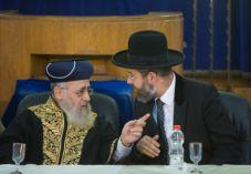 """הרב דוד לאו: """"אין צורך בשני רבנים ראשיים"""""""