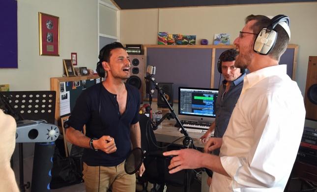 האזינו: האחים זוארץ ויצחק מאיר שרים פיוטים