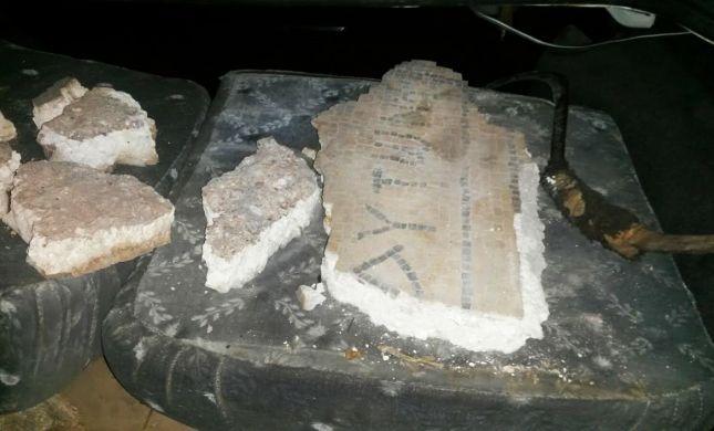 פיגוע תרבותי: ערבים הרסו כנסיה עתיקה בצפון