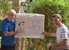"""אמנות, תרבות אורי פינק: """"הדתיים הם קהל מעולה של קומיקס"""""""