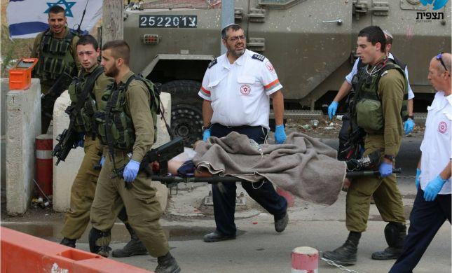 שני פורעים ערבים נורו בהפרות סדר ליד בית אל