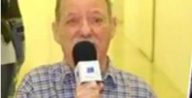 נכדו של בן גוריון ניבל את הפה והורד משידור; צפו
