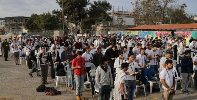 """מאות תלמידים צעדו לזכר הרב יעקב דון הי""""ד"""