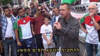 רץ ברשת, תרבות שונאי ישראל משתמשים ב'שוברים שתיקה'. צפו
