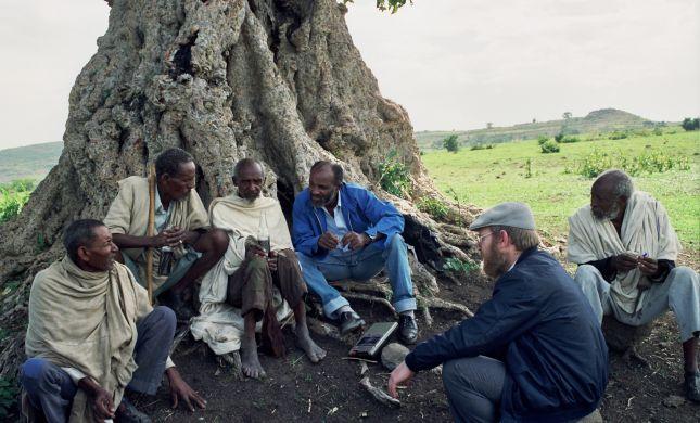 ספר חדש: המסע אל שארית יהודי אתיופיה