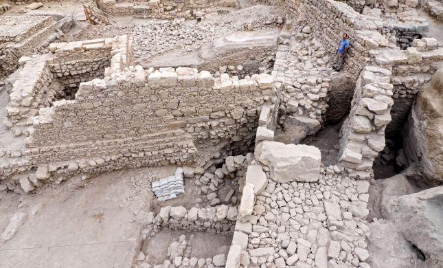 תגלית לחנוכה: נמצאה המצודה של אנטיוכוס