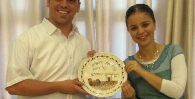 כל עם ישראל מוזמן: שרה ואריאל קבעו מועד לחתונה