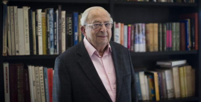 נשיא המדינה החמישי יצחק נבון נפטר בגיל 94