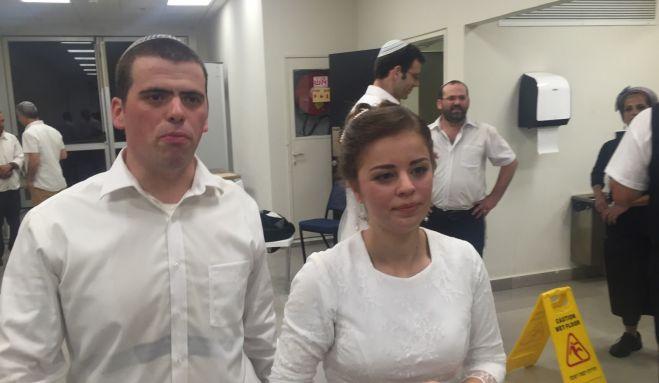 חדשות דייטים, חדשות קורה עכשיו במגזר ברוב עם: החתונה של אריאל ושרה-תחיה