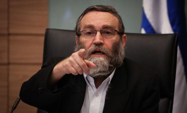 """גפני במתקפה חריפה: """"אשב עם פלסטיני ולא עם רפורמי"""""""