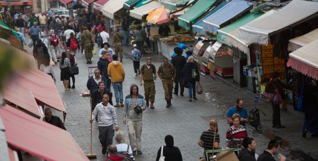 שתי מחבלות ניסו לרצוח יהודים בשוק מחנה יהודה