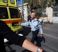 חדשות, חדשות צבא ובטחון פיגוע שני בירושלים: תיירת נדקרה באוטובוס