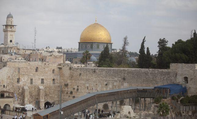 קואליציית הרבנים והמוסלמים נגד הר הבית