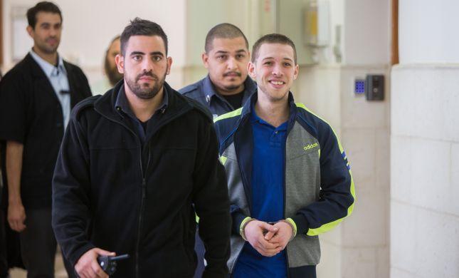 שלוש שנות מאסר למצית בית הספר הדו-לשוני
