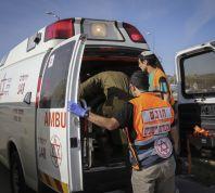 חדשות חייל נפצע בפיגוע דקירה באשקלון; המחבל נוטרל