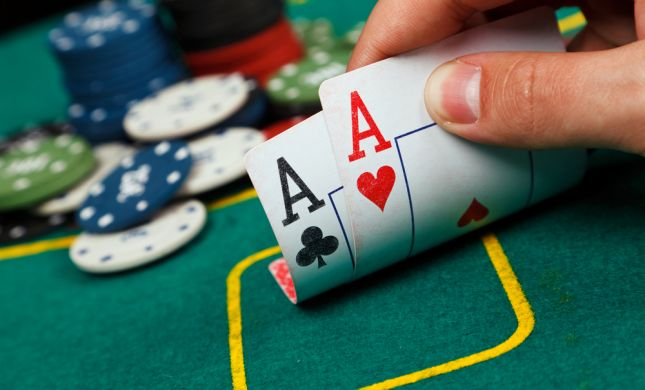 בית המשפט: טקסס הולדם הוא 'משחק אסור'