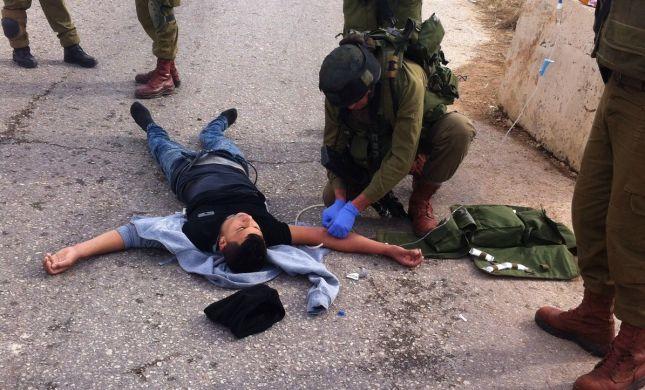 מחבל ניסה לדקור חיילים במחסום בחרמש ונוטרל