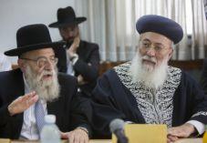 """""""לא עומד בלחץ"""": רבני ירושלים נגד הרב רבינוביץ'"""