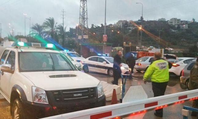 בת 23 נפצעה אנוש בפיגוע דקירה בבית חורון