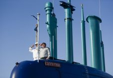 """הצוללת רהב """"היתרון האיכותי האמיתי שלנו"""""""