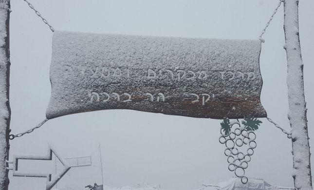 היכונו ללילה קפוא: מינוס 3 מעלות בירושלים