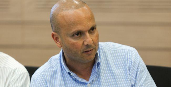 החשוד: ראש עיריית אשקלון איתמר שמעוני