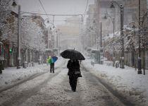 """התחזית: ט""""ו בשבט לבן; ממחר שלג בירושלים"""