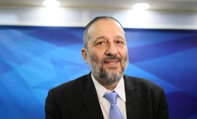 """""""לא חוק נגד דרעי, זה חוק נגד השחיתות בישראל"""""""