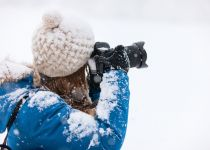 טיפים: כך תצלמו סופה ושלג בצורה הטובה ביותר