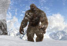 """שו""""ת: מה אומרת התורה על """"איש השלג הנורא""""?"""