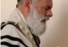 ברוך ה': לאחר הניתוח, הרב רונצקי מתאושש
