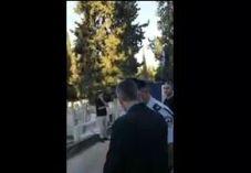 """""""כמו מחבל"""": פעיל ימין התבקש להתפשט בכניסה לאירוע"""