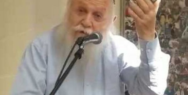 """הרב דרוקמן תוקף: """"רק עיוור לא יכול לראות את המהפך"""""""