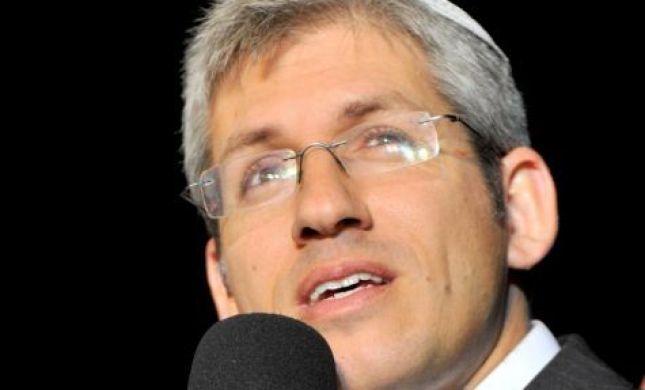 """הרב נויבירט השתתף במניין שוויוני: """"עוצמתי"""""""