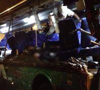 חדשות חרדים אסון 402: האברך התעקש לעלות לאוטובוס וניצל