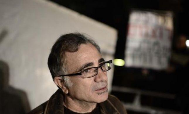 """""""איש השמאל"""" החשוד בהטרדה: משה אבגי"""
