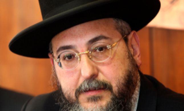 הרב אמסלם: זה מה שמנע ממני לחבור לבית היהודי