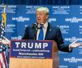"""הבחירות בארה""""ב:טראמפ הביס, קלינטון התרסקה"""