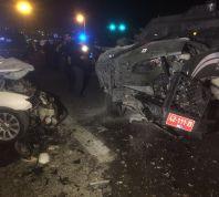 חדשות, חדשות צבא ובטחון פיגוע דריסה ליד ירושלים: 3 שוטרים נפצעו